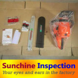 Chainsaw Pre-Shipment Inspection Services/ Sunchine Inspection Provides You with High Quality Inspection Standards