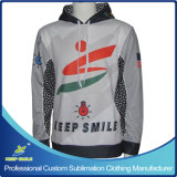 Custom Designed Full Sublimation Premium Pullover Hooded Sweater