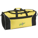 Quality Polyester Shoulder and Tote Travel Bag (MS2103)