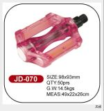 Transparent Bicycle Pedal Jd-070 of High Quality