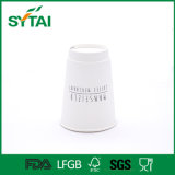 Wholesale White Plain Cardboard Double Wall Paper Cups for Coffee