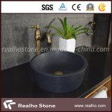 Shanxi Black Granite Round Kitchen Sink/Bowl