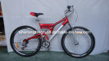 Red Suspension 26 Bike for Hot Sale (SH-SMTB153)