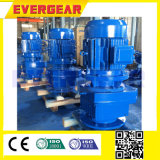 Hr Series Output Shaft with Helical Gear Motor Gearbox