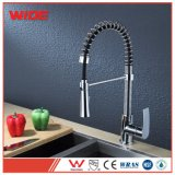 China Wholesale Kitchen Sink Faucet with Pull out Spray