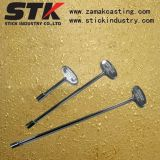 Wholesale Metal Zinc Alloy Key (STK-Z1118)