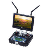"""FCC Certified 7"""" HD LCD Display Screen 1024*600 5.8g Diversity Fpv Monitor RC801 with HDMI"""