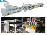 Efficient PC Hollow/Sunny Sheets Extrusion Line Equipments