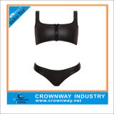 Cheap Swimsuit Knit Mini Brazilian Bandage Swimwear