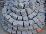 Natural Granite Cobblestone / Paving Stone for Outdoor Garden/Landscape/Walkway