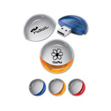 OEM/ODM Mini Round USB Flash Drive