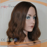 100% Human Jewish Cap Wig Type High End Silk Top Technique Women Wig (PPG-c-0091)