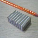 Powerful N38 Ni Coating Neodymium Block Magnet