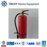 1kg Dry Powder Empty Fire Extinguisher Cylinder/Body with Accessories for Sale