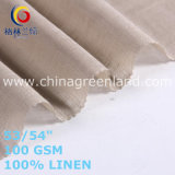 Linen Cotton Fabric for Clothes Garments Industry (GLLML470)