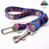 """Hot-Sale High-Quality Heat-Stransfer Printed 1"""" Nylon/Polyester Dog Seat Belt, Pet Protection Product"""