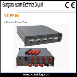 4 Channel Stage Light Equipment Digital Dimmer Pack