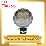 12W Round Epistar Auto LED Work Light