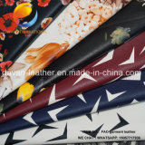 Good Hand Feeling Synthetic Leather for Jacket