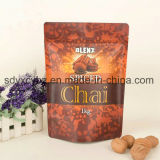 New Hot Sale Bag Style Stand up Ziplock Pouch for Food/Dried Fruit/Coffee/Tea/Snack Food