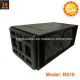 RS18 PRO Audio, Line Array Audio, Speaker System