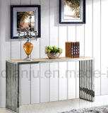 Home Metal Furniture Stainless Steel Hallway Table (X005#)