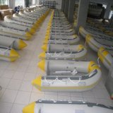 Factory Direct Ce Certificated Rigid Inflatable Boat, Rib Inflatable Boat with 5 Years′ Warranty