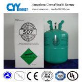 Refrigerant Gas R507 (R134A, R404A, R410A, R422D) with High Purity