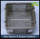 Stainless Steel Wire Mesh Medical Care Baskets