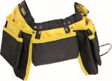 Tool Pouch 10pockets Industrial Strength for Hardware Tools