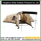 5 Room Luxury Waterproof 12-Person Large Camping Family Tent