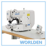 Wd-1900ass Direct-Drive Electronic High Speed Bar Tacking Sewing Machine