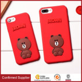 New Cute Cartoon 3D Bear Style Hard PC Back Cover