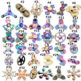 Wholesale Fidget Toy Hand Spinner Rainbow Colorful Fidget Spinner