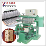 Stainless Steel Door Hinges Wire Drawing Grinding Polishing Machine (YL-ATPM-006)