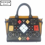 Low Price OEM Factory New Trend Leather Women Tote Bags (Z-8006-1#)