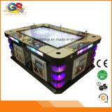 Coin Operated Fish Game Table Gambling Arcade Game Machine for Sale