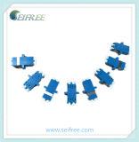 Sm Optical Fiber Duplex LC Adaptor