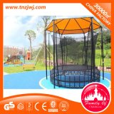 Trampoline Park, Outdoor Trampoline Bed with Net Manufacturer for Sale