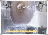 Automatic Block Stone Cutter for Processing Granite/Marble