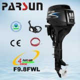F9.8fwl, 9.8HP 4-Stroke, Long Shaft, Remote Control and electric Start Parsun Outboard Motor