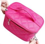 Large Capacity, Portable, Cosmetic Box, Multi-Functional Cosmetics Makeup Bag