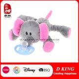 Wholesale Baby Nipple Plush Animal Toy with Nipple
