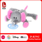 Wholesale Baby Plush Kids Toy with Pacifier
