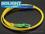 Lca to Lca Duplex 3.0mm Fiber Optic Patch Cable
