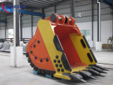 1m3/2m3/3m3 Rock Bucket /Mining Bucket for All Kinds of Excavator