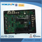 Gavr-20A Automatic Voltage Regulator Brushless Generator
