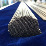 Annealed Polished Straight Medical Implant Bright Titanium Rods Gr23 in Certificate En10204 3.1