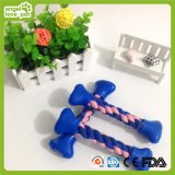 Cotton Rope Toys Plastic Handle Dog Chew Product