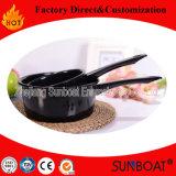 Sunboat Enamel Spoon Ladle /Milk Pot
